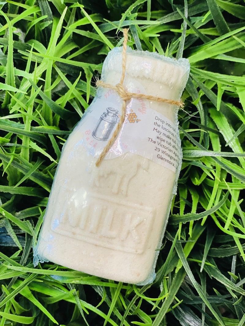 Milk & Honey Milk Jug Bath Bombs