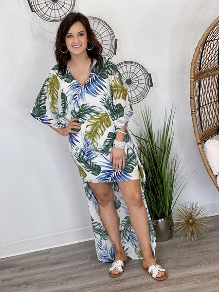 The Havana Hi-Lo Dress