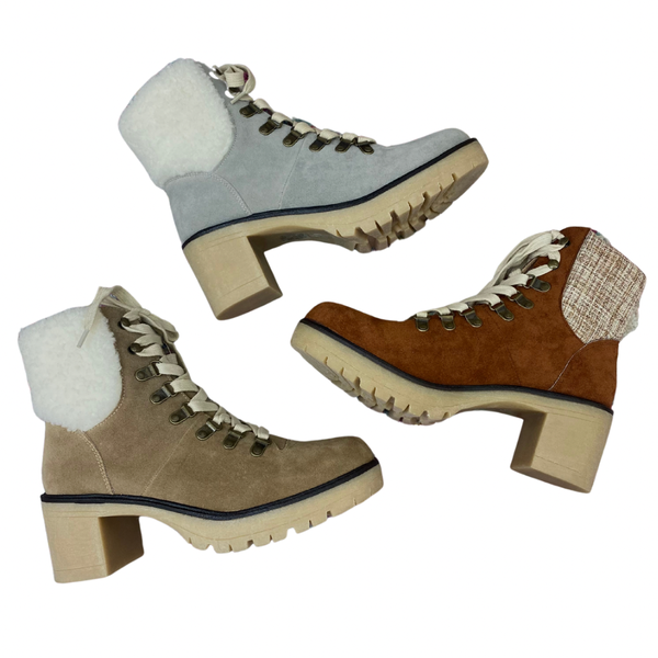 The Monroe Boot-3 Colors