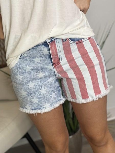 Americana Judy Shorts