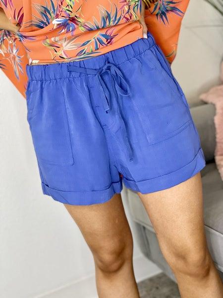 The Royal Linen Shorts - 3 Colors