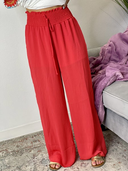 The GeeGee Tomato Pants