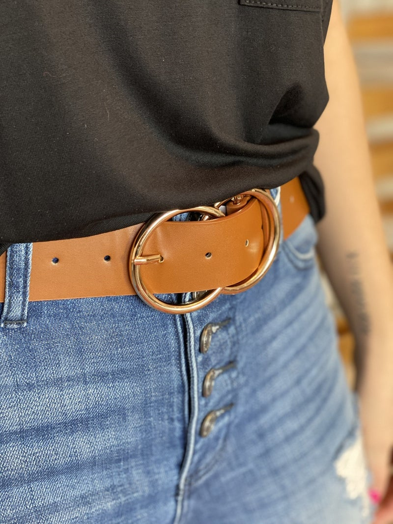 The Wide Inspired Belt