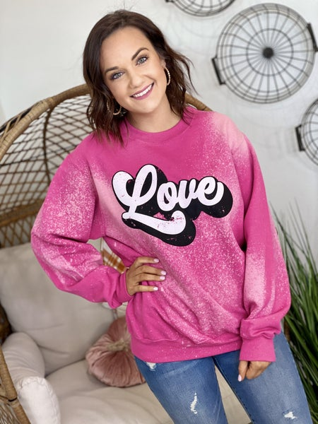 Groovy Love Sweatshirt