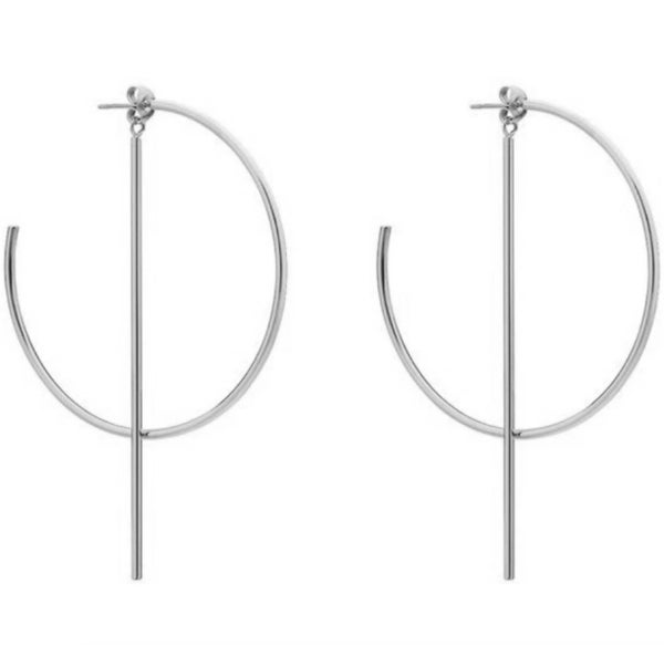 The Danielle Hoops-2 Colors