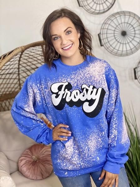 The Groovy Frosty Sweatshirt