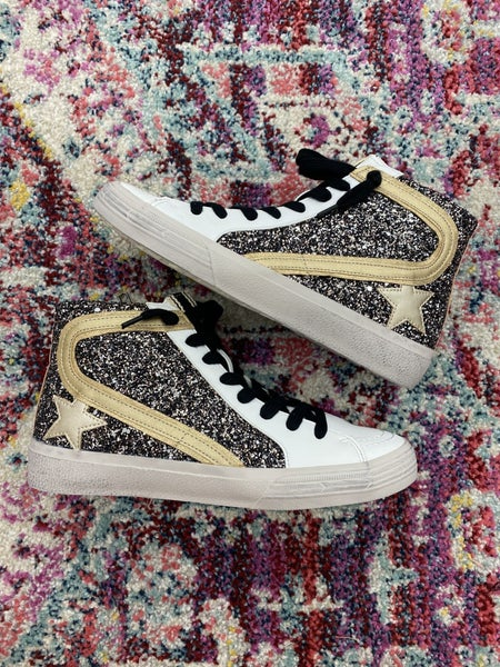 Glam High Tops