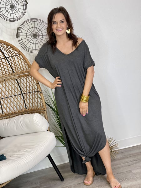 The Charcoal Dreams Maxi