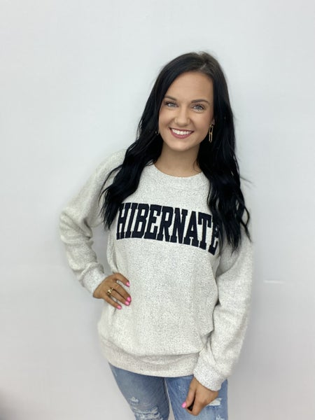 Hibernate French Terry Pullover