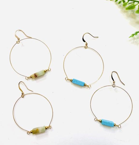 The Arizona Earrings-2 Colors