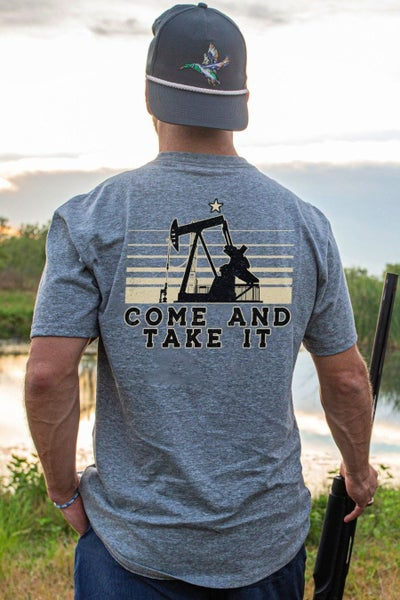 The Oilfield Strong Tee