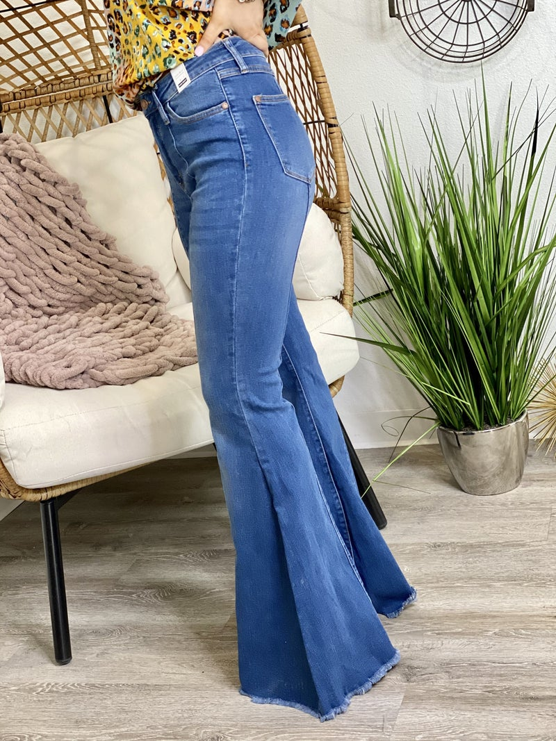 The Live Free Bell Bottoms