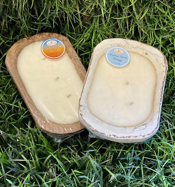 Bread Bowl Candles-4 Scents