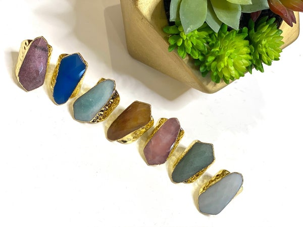 LD Steal #60-Assorted Statement Rings