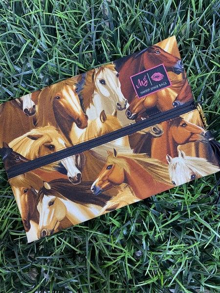 Horses MJ Bags-4 Sizes