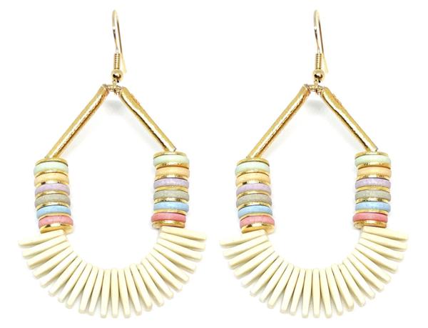 The Capistrano Drop Earrings