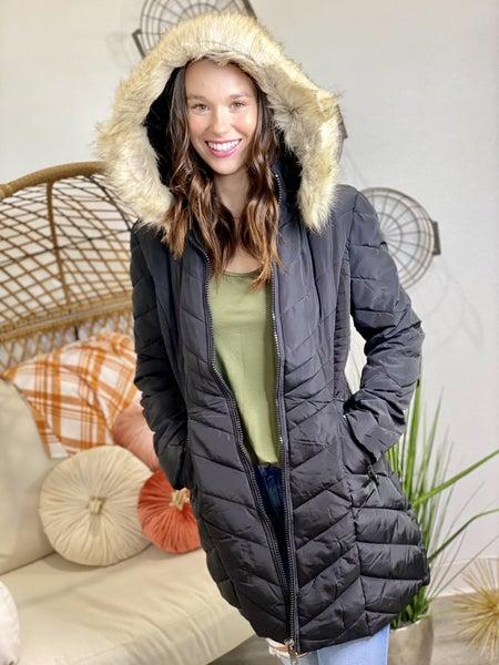 The Breck Coat