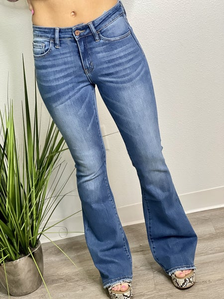 The Knox Flare Jeans
