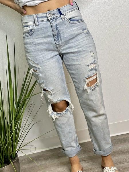 The Rocky Boyfriend Jeans