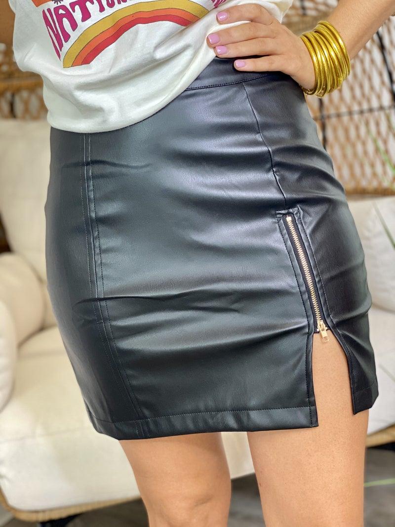 The Hottie Skirt