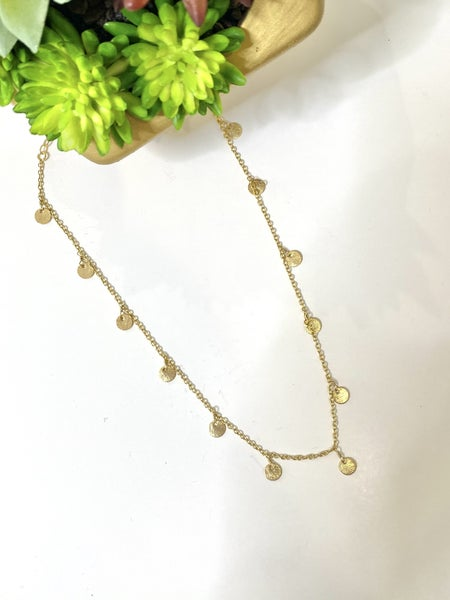 The Dainty Dangle Necklace