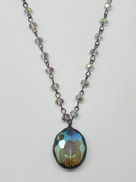 The Camellia Necklace