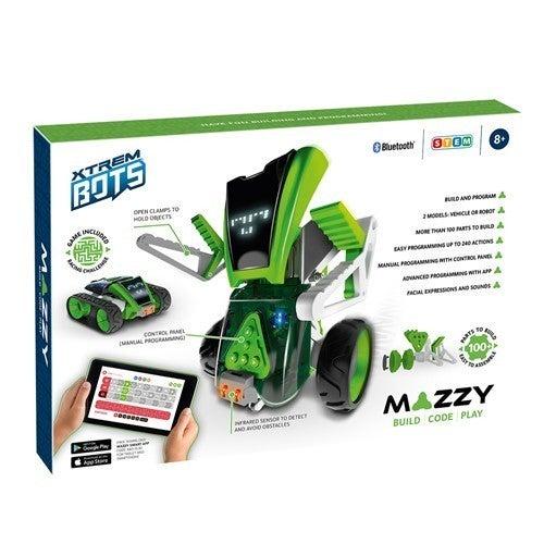 Mazzy Coding Bot