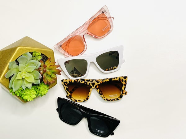 Surprise Steal - Throwback Sunnies - 4 Colors