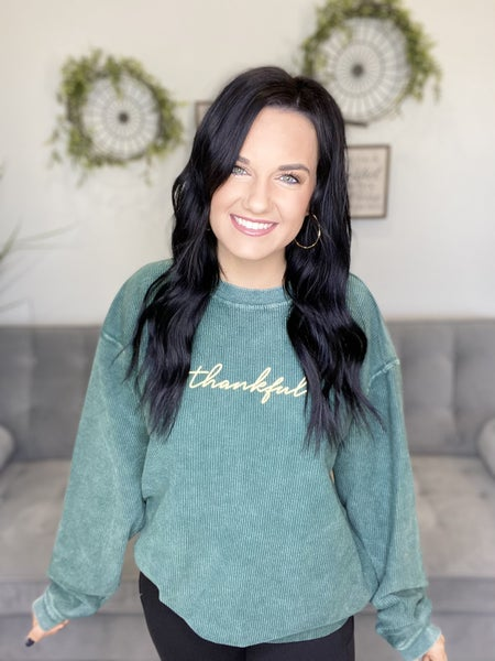 The Thankful Pullover