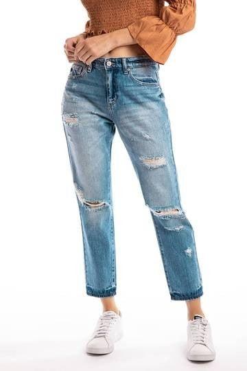 The Artemis Boyfriend Jeans