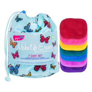 Giving Me Butterflies Makeup Eraser 7 Day Set