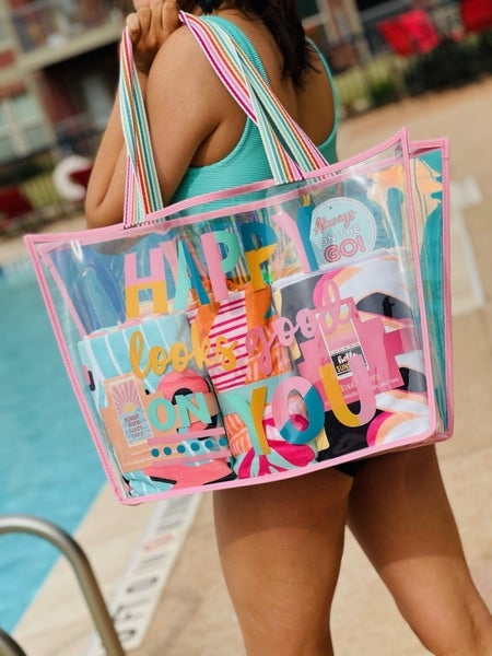 The Iridescent Tote - 2 Styles