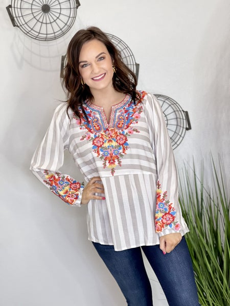 The Gracie Top in All Sizes