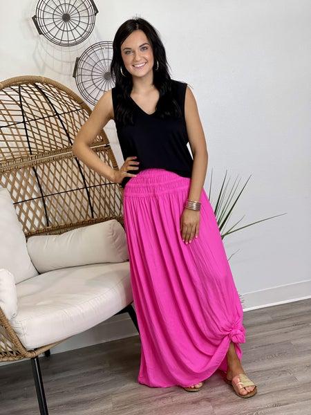 The Mallory Maxi Skirt