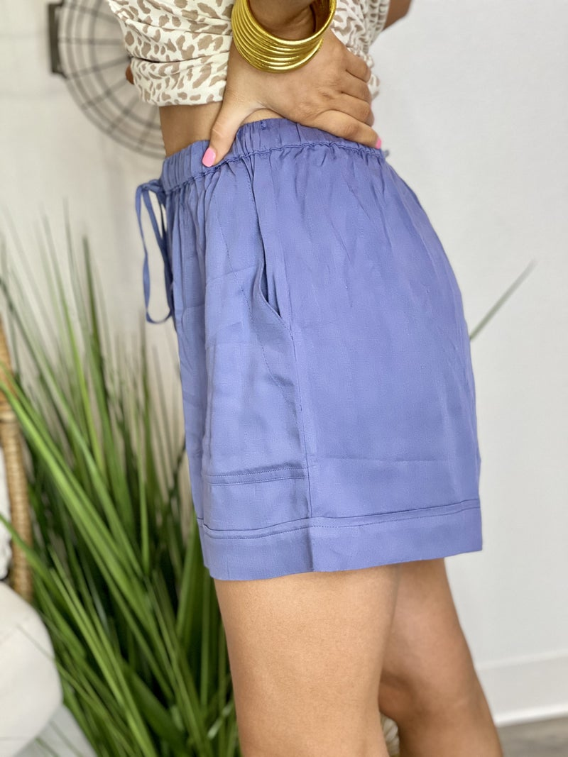 The Steele Me Away Shorts - All Sizes