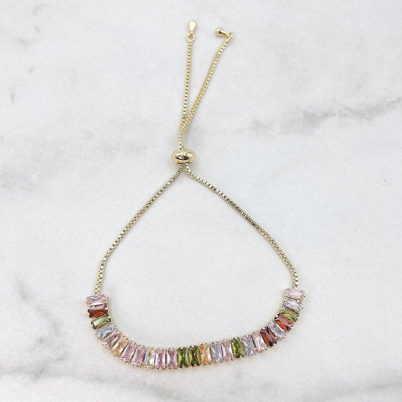The TJ Rainbow Bracelet
