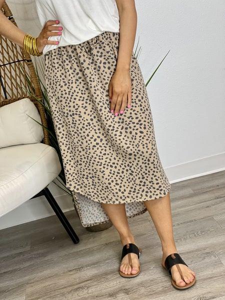 The Leo Midi Skirt