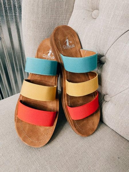 Dana Multi Sandal