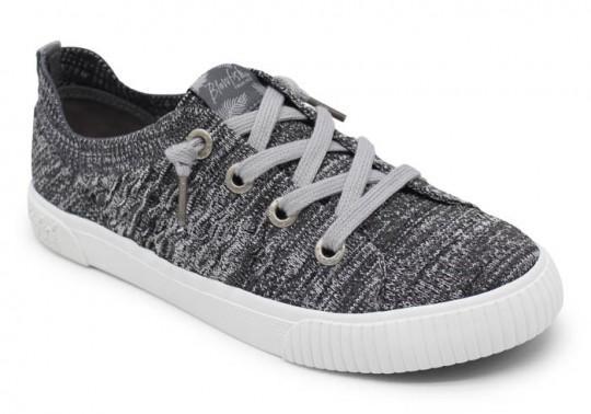 Heather Gray Knit Sneaker