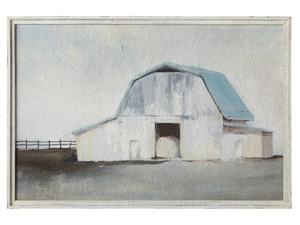 Framed Barn Wall Decor