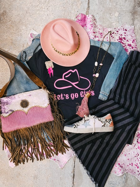 Let's Go Girls Graphic Tee