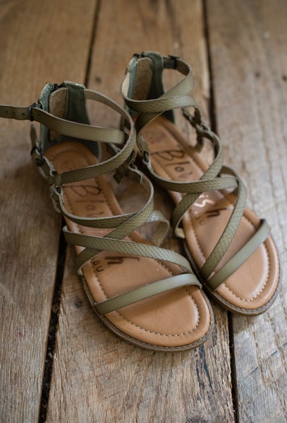 The Jungle Queen Sandal