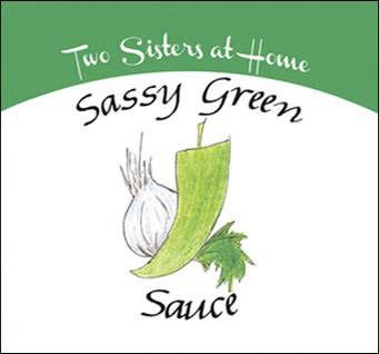 Sassy Green Sauce