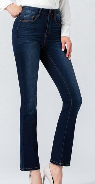 High Rise Boot Cut Jean