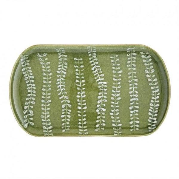 Green Leaf Platter