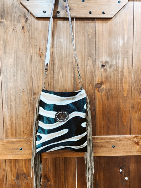 Upcycled Trio Purse