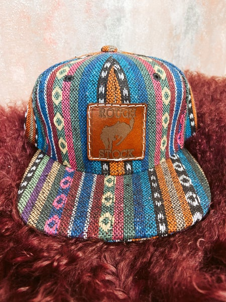 Rough Stock Flat Bill Hat