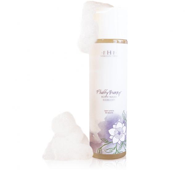 Fluffy Bunny Body Wash/Bubble Bath