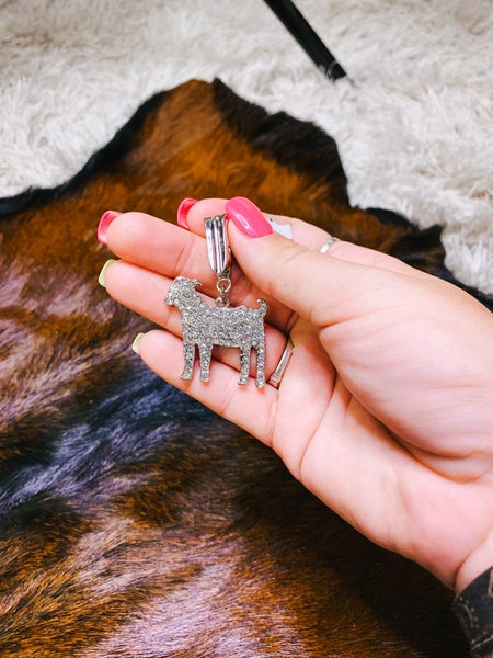 Animal Necklace Charm