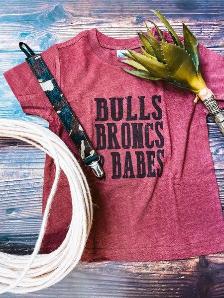Bulls, Broncs, & Babes